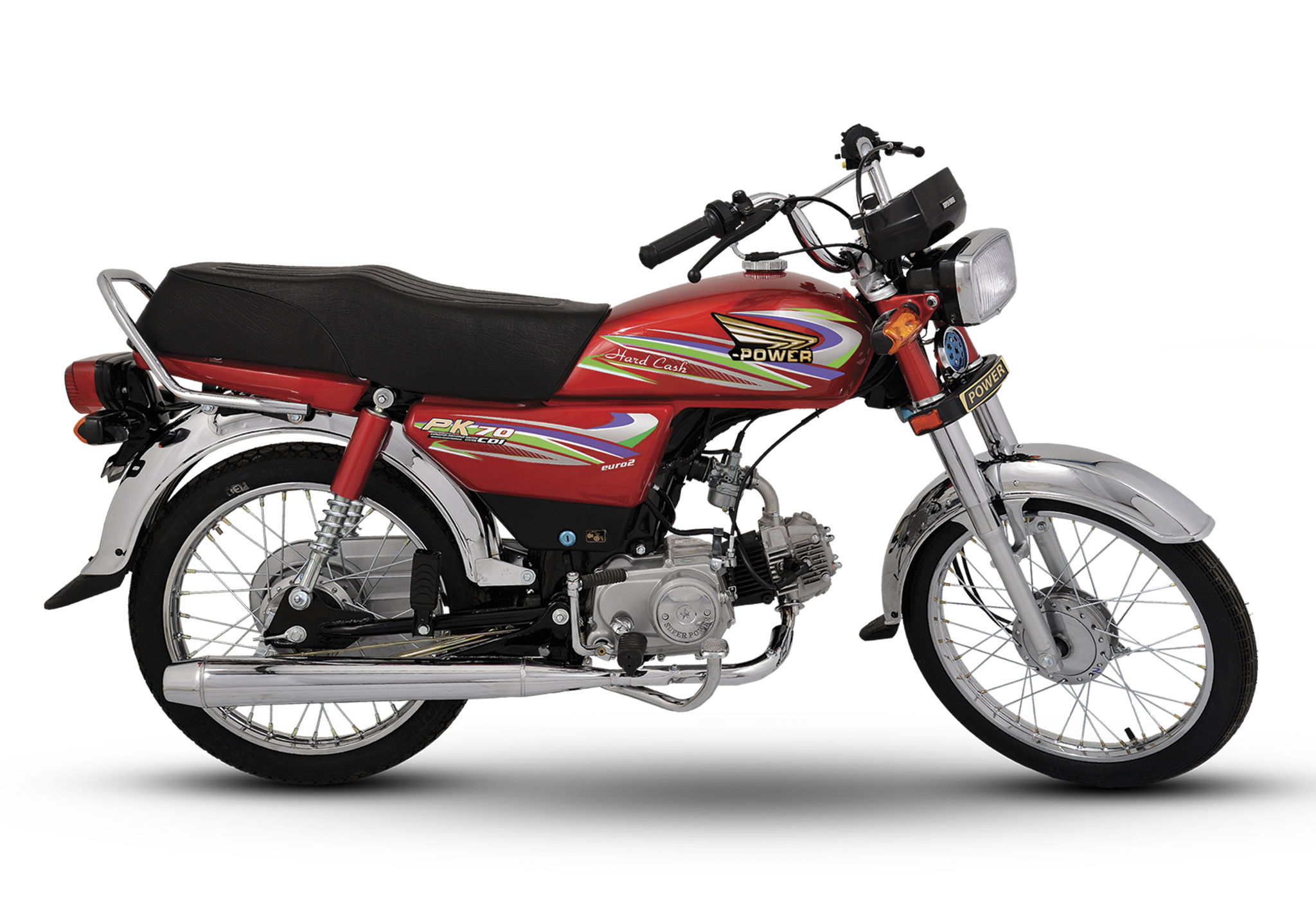 70cc red