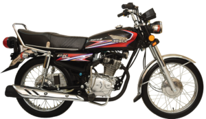 PK 125cc – Black