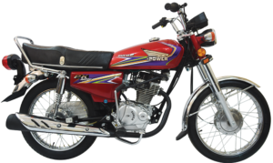 PK 125cc – RED