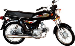 PK 70cc – Black