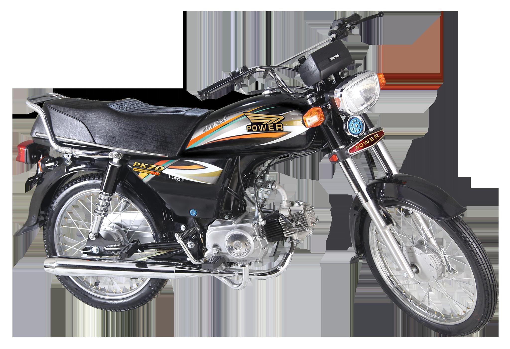 PK 70 - Black