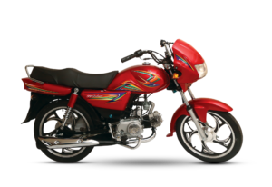 PK 70cc Deluxe – RED
