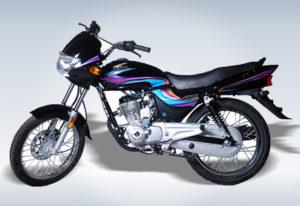 SP 125cc Deluxe