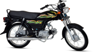 SP 70cc HD Euro2 Black