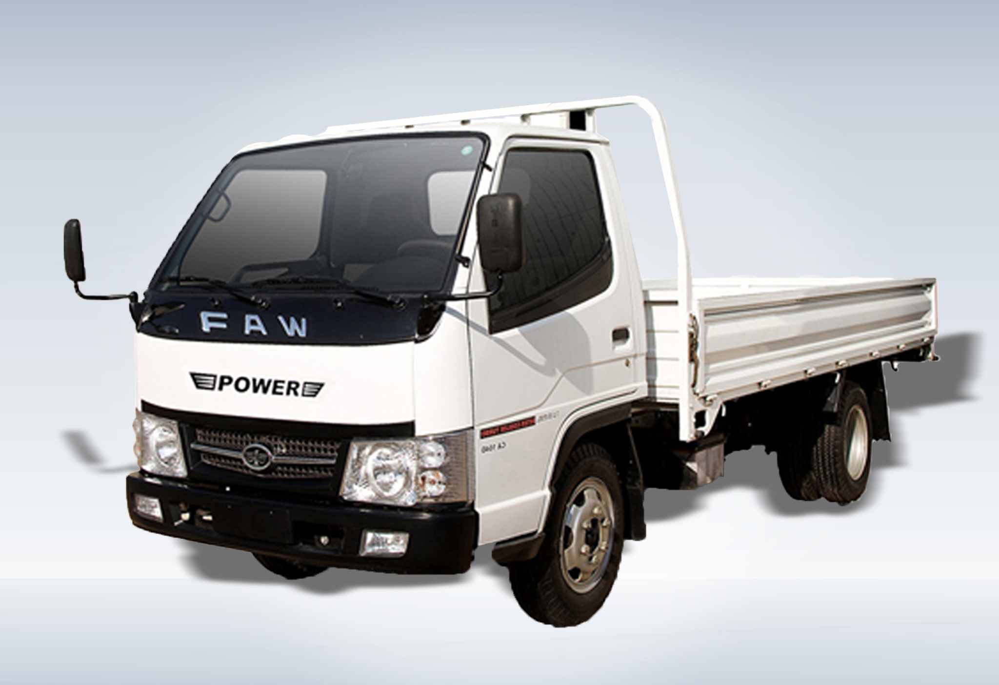 power truck 2 ton
