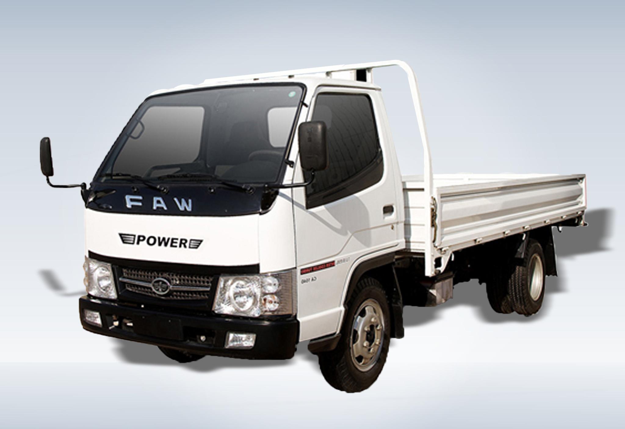power truck 3 ton