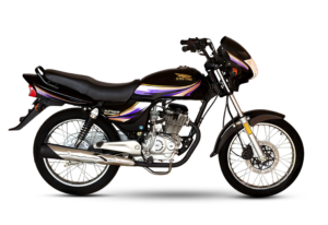 SP 125cc Deluxe Black