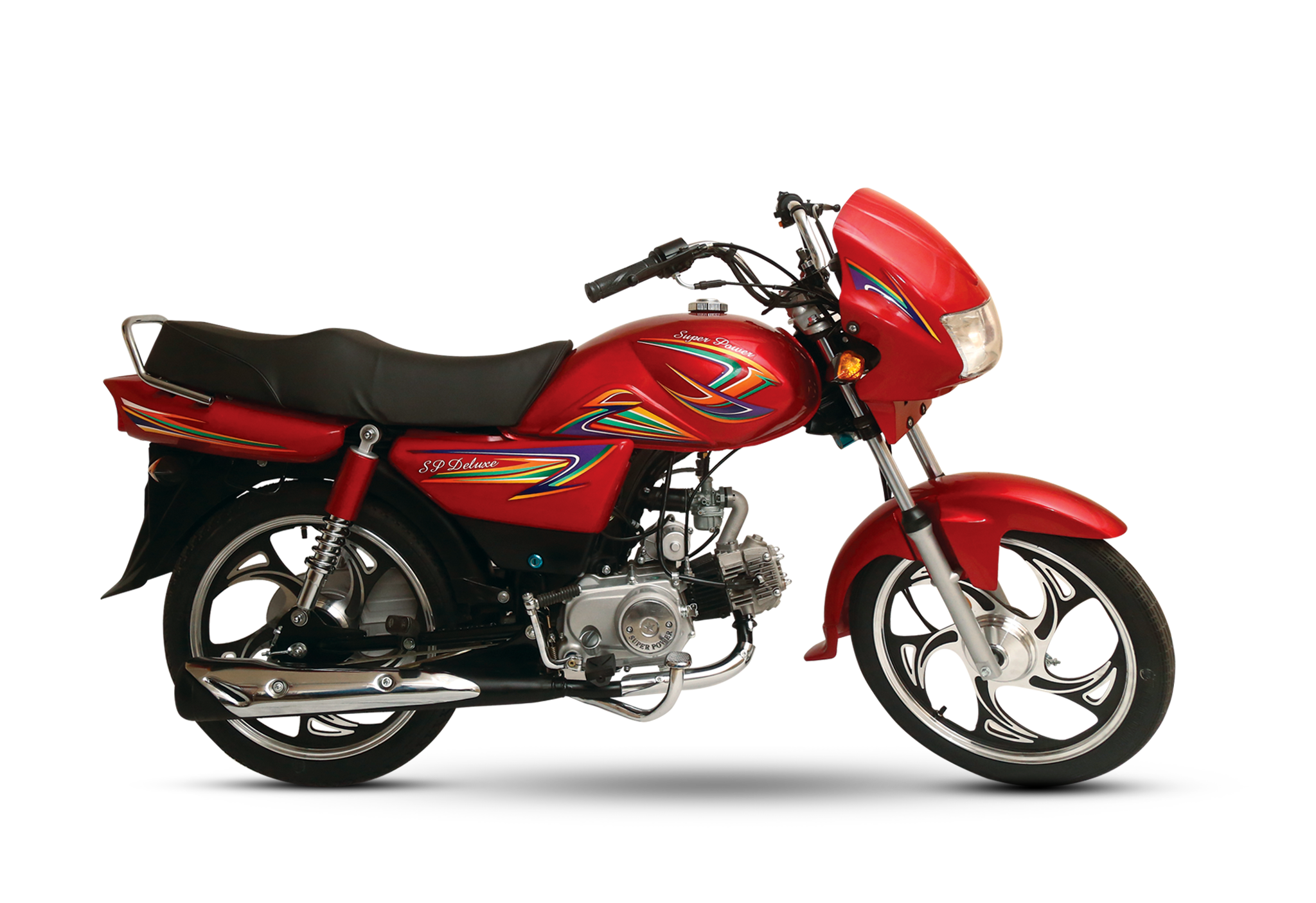 sp 70cc red deluxe