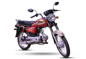 SP 70cc Plus Red