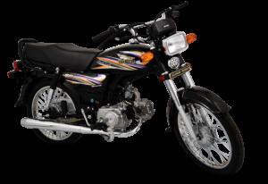 SP 70cc HD Euro2 Black