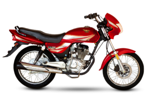 PK 125cc Deluxe RED