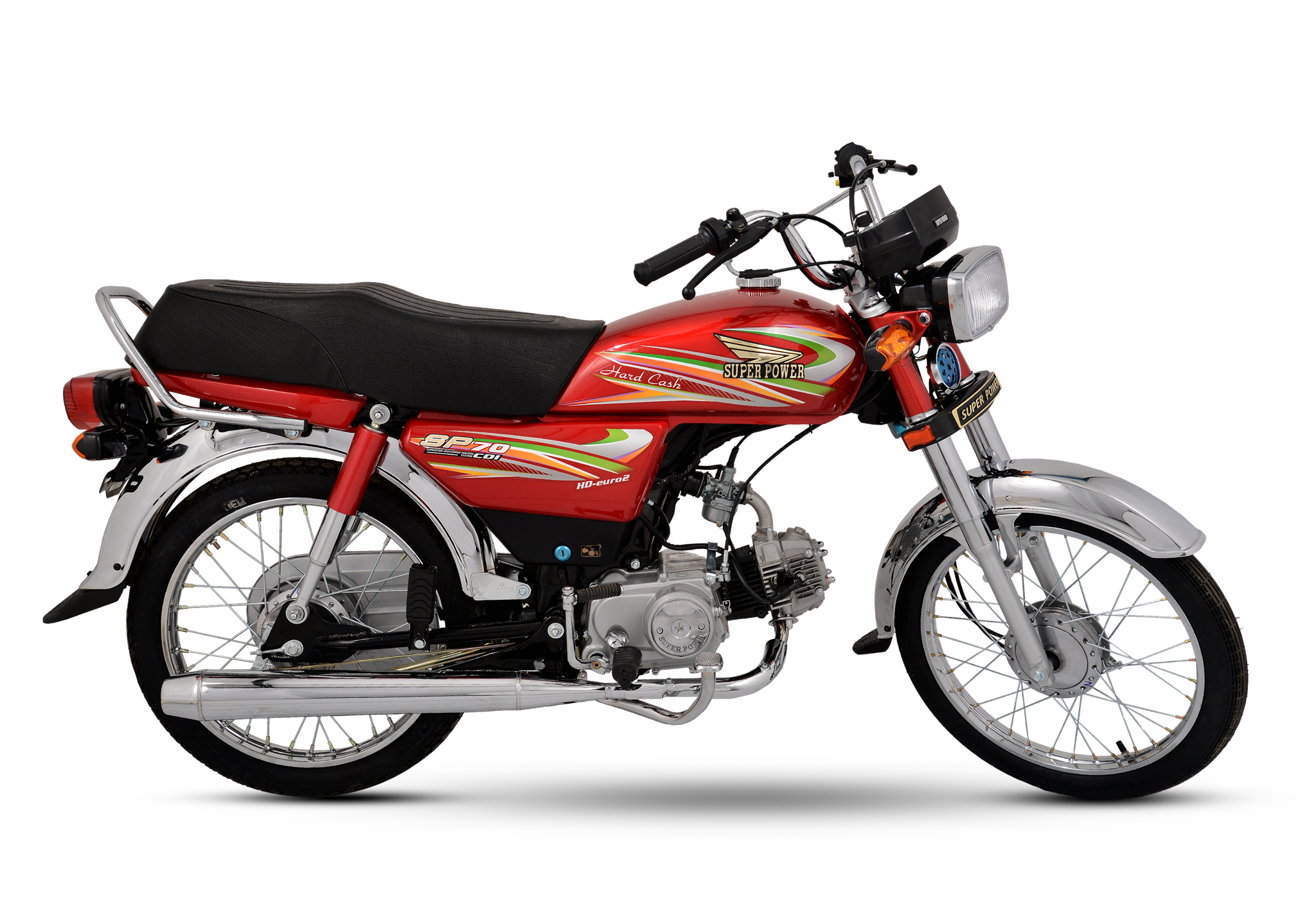 sp 70cc HD euro 2 red