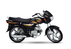 SP 70cc Deluxe – BLACK