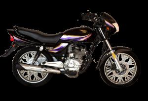 PK 125cc Deluxe Black