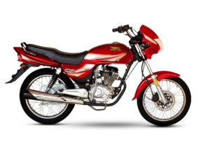 SP 125cc Deluxe Red