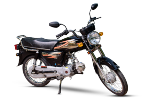 SP 70cc Plus Black